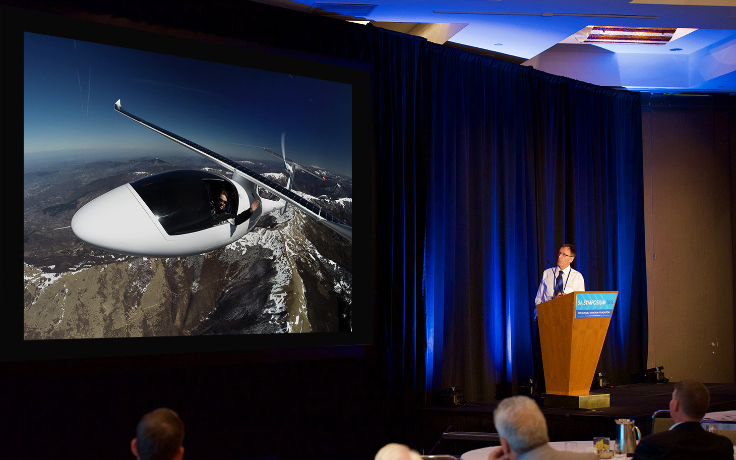 Sustainable Aviation Symposium, San Francisco