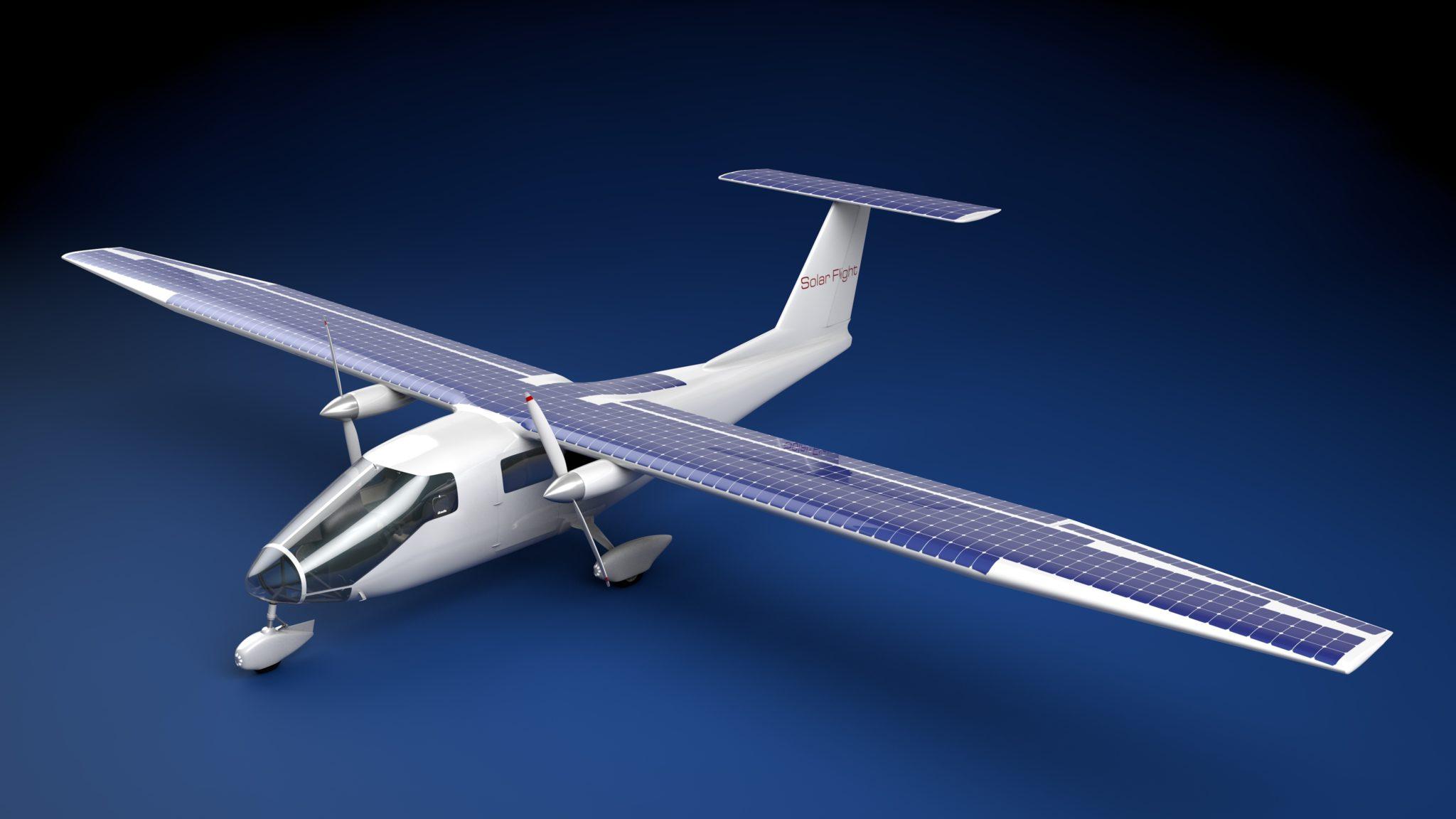Solar-electric 6-seat transporter