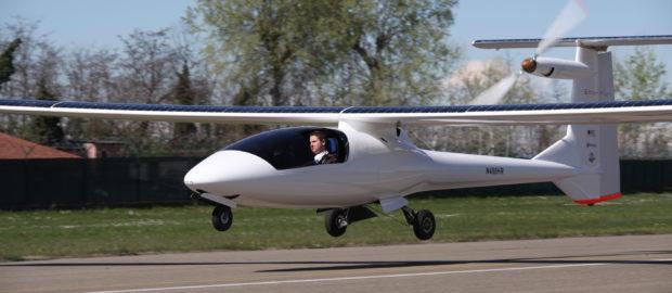Solar Flight in the News